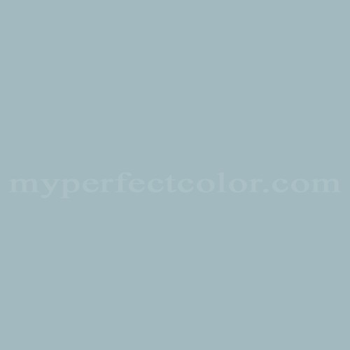 Benjamin Moore 1642 Cape Blue Myperfectcolor