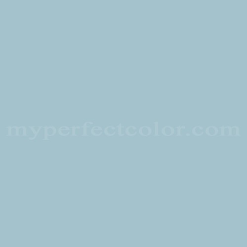 Benjamin Moore 1662 Mediterranean Sky Myperfectcolor