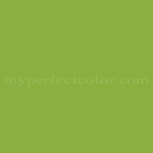 What Paint Matches Green Apple
