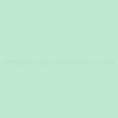 Benjamin Moore 575 Tropical Paradise Myperfectcolor