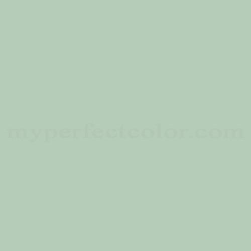Benjamin Moore 626 Etched Glass | Myperfectcolor