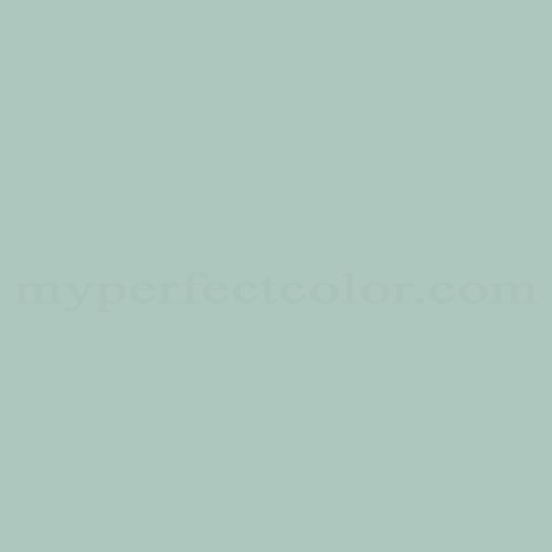 Benjamin moore 682 warm springs myperfectcolor for Warm cream paint colors