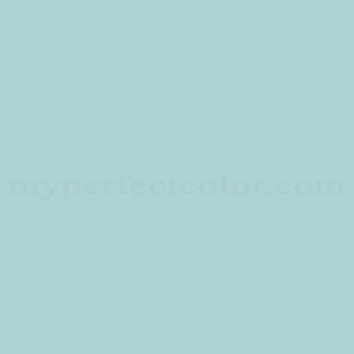 Benjamin Moore 723 Spring Rain Myperfectcolor