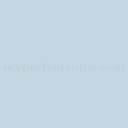 Benjamin Moore 820 Misty Blue Myperfectcolor