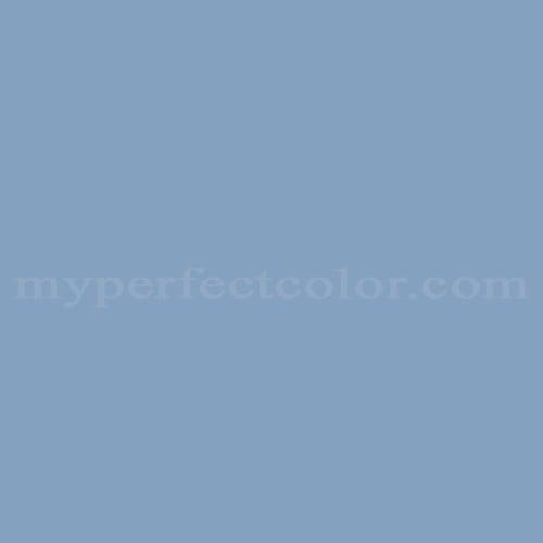 Benjamin Moore 823 Steel Blue Myperfectcolor