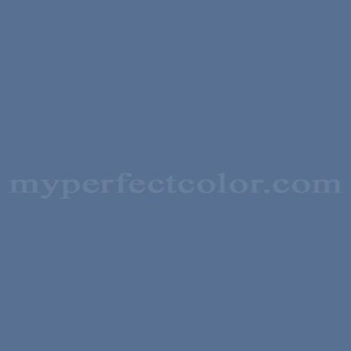 Benjamin Moore 825 Blue Nova Myperfectcolor