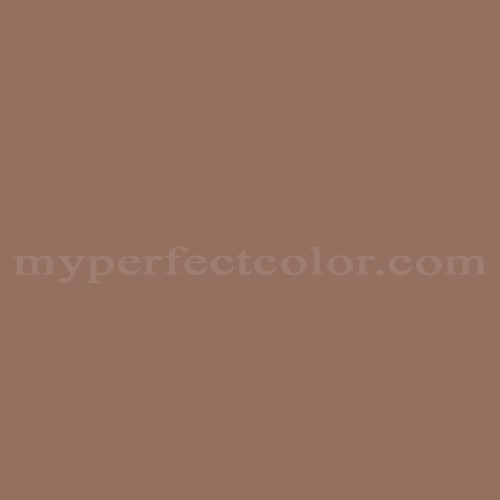 Color Match Of Dutch Boy O 32 1 Havana Brown