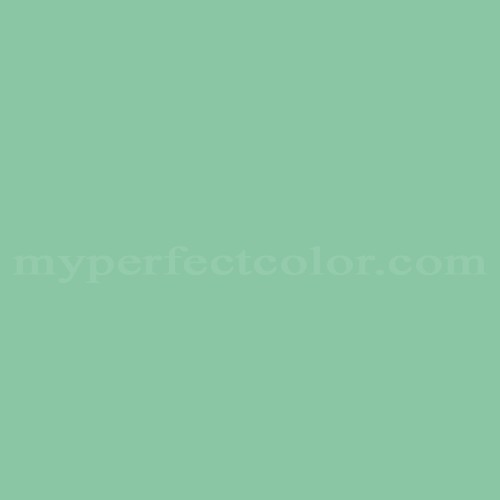 Color Match Of Your World M 1283 Sea Green