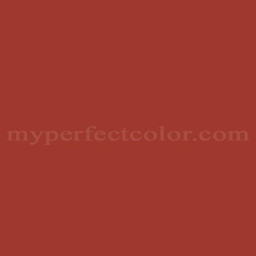 color your world 24yr12/447 burnt pumpkin match | paint colors
