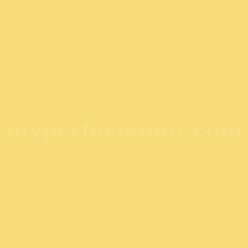 Color Your World 60yy73 497 Yarborough Yellow Match Paint Colors Myperfectcolor