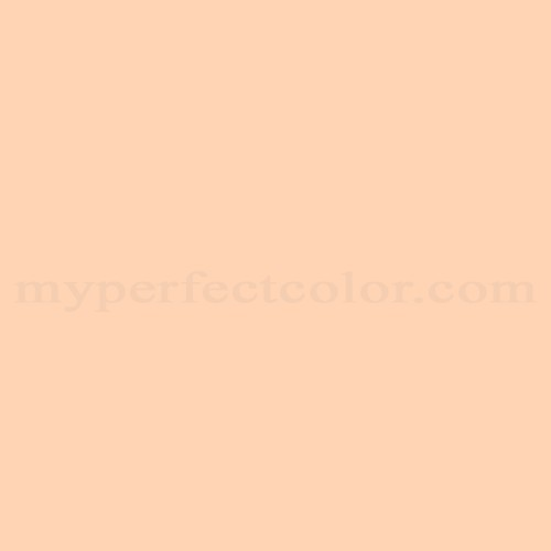 Color Match Of Huls 7085p Peachy Pink