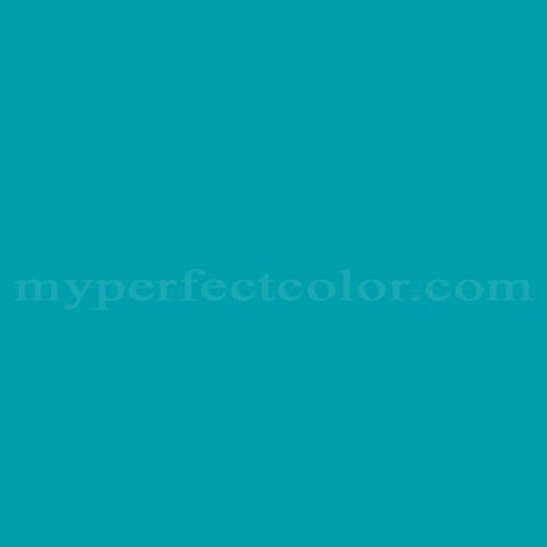 Color Match Of Huls 117 Ocean Calm