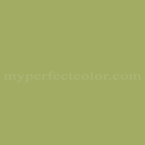 Color Match Of Coronado Paints M 5 3 Pine Needle