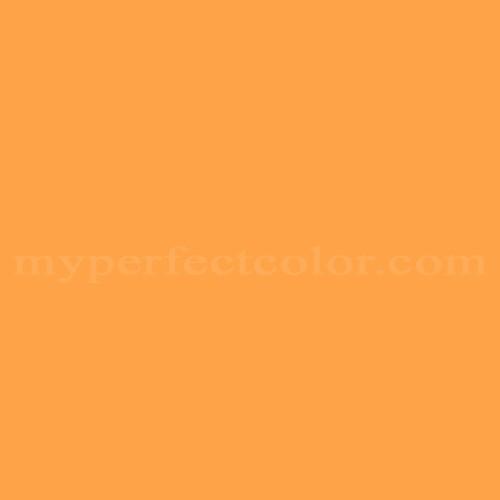 Tangerine Paint Color coronado paints g 5-3 tangerine match | paint colors | myperfectcolor