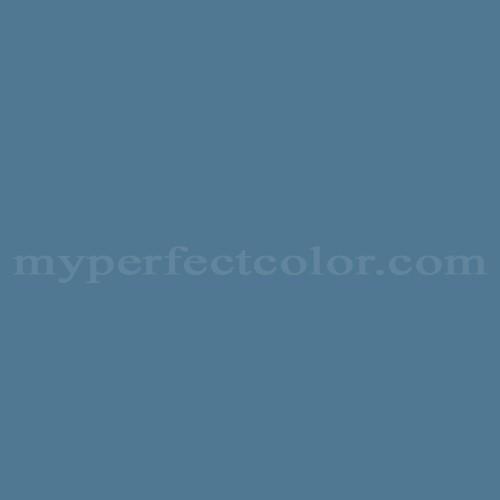 Color Match Of Coronado Paints W 15 3 Stormy Blue