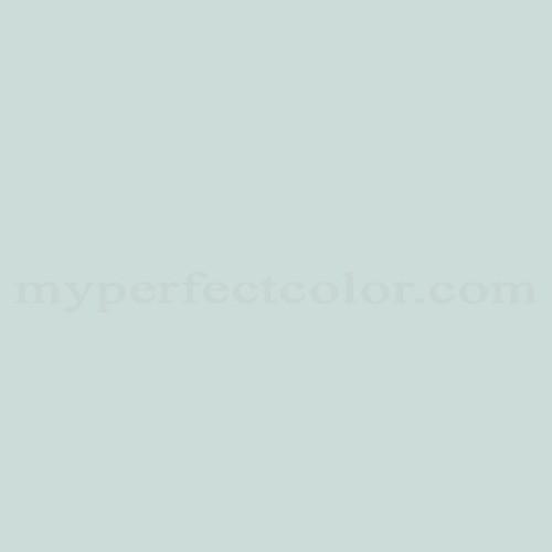 Color Match Of Clairtone 8446 7 Aqua Gray