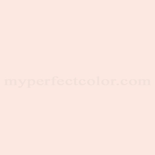 Color Match Of Guild 7380w Creamy Pink