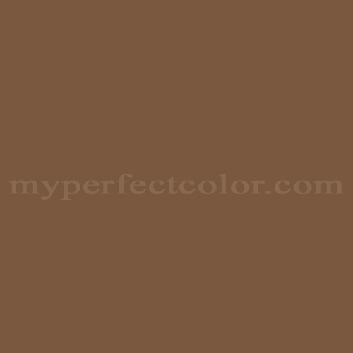 Color Match Of Cabot Chestnut Brown