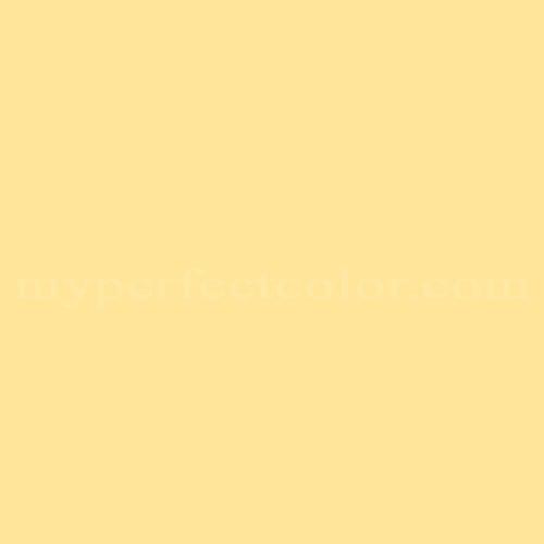 Behr 1438 Buttercup Match Paint Colors Myperfectcolor