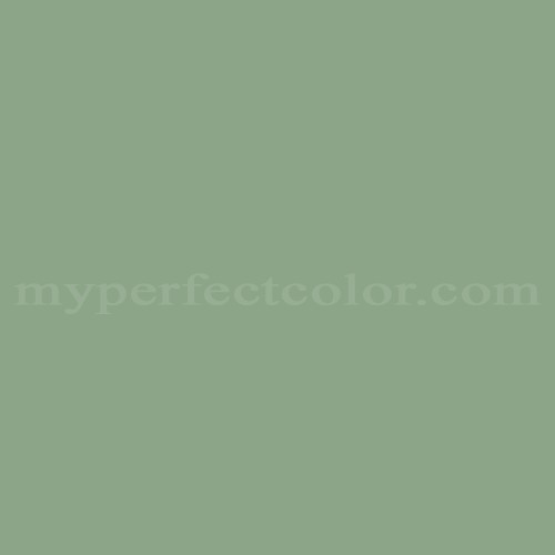 Color Match Of Behr 813 Celery Green