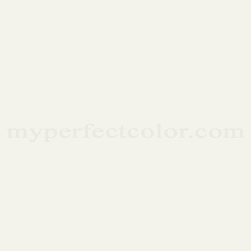 Color Match Of Behr C60 70 Winter White