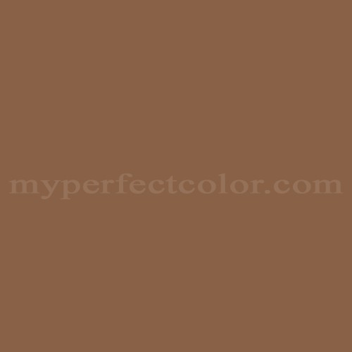 Color Match Of Behr Rah 98 Antique Brown
