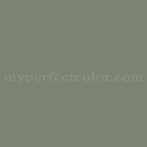 Color Match Of Behr Icc 77 Sage Green