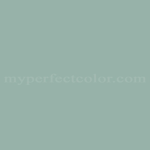 Color Match Of Behr Rah 69 Jade Green