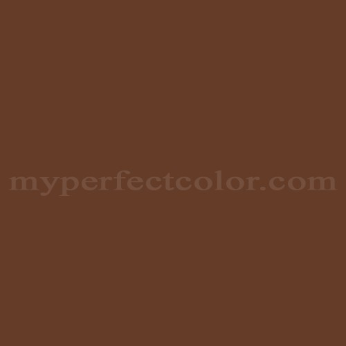 Color Match Of British Paints Copper Brown