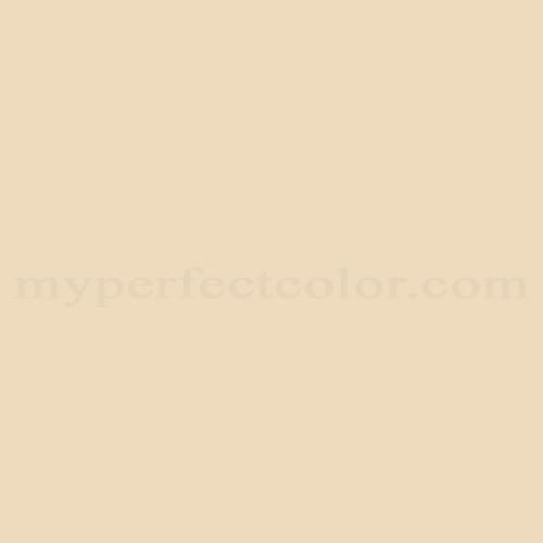 Color Match Of British Paints 2704 Cream Caramel