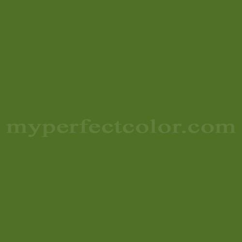 Color Match Of Australian Standards G24 Fern Green