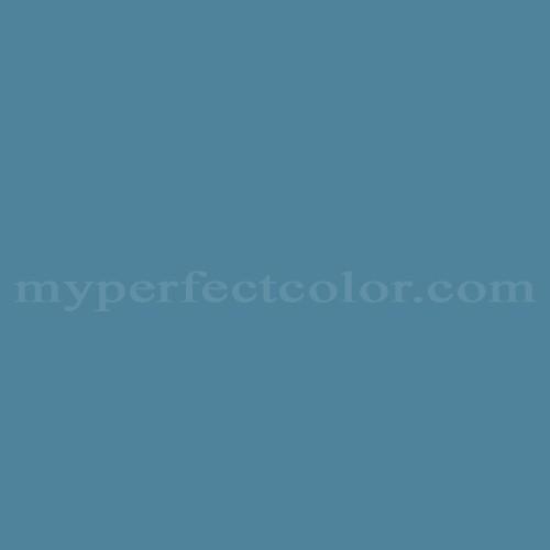 Color Match Of Ameritone Devoe 3c13 5 Blue Nile