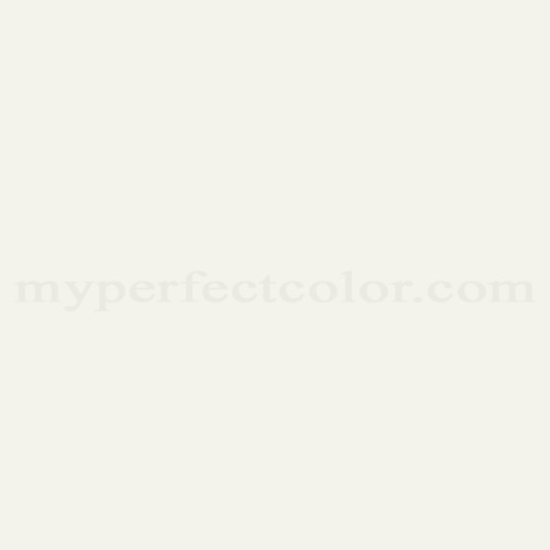 Color Match Of Martha H32 Bright White