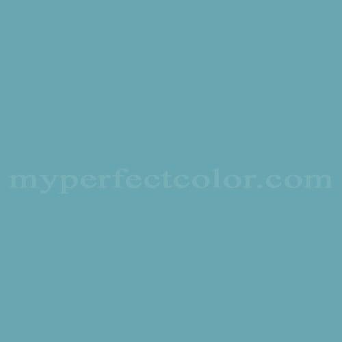 Color Match Of Muralo D819 Alice Blue