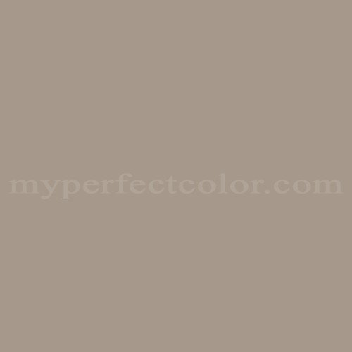 Color match of Muralo T1309 Tawny Taupe*