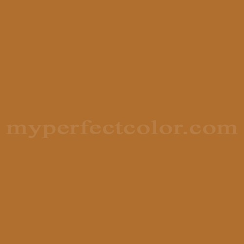 Color Match Of Muralo A612 Pumpkin E
