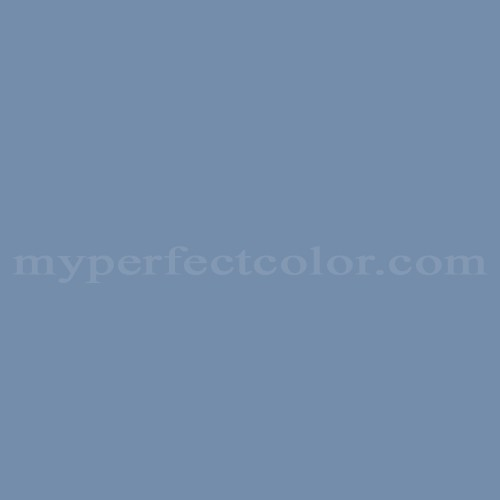 Muralo d1129 faded denim match paint colors myperfectcolor for Blue jean paint color