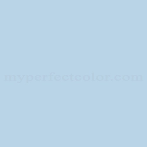 Color Match Of Para Paints B987 4 Alice Blue
