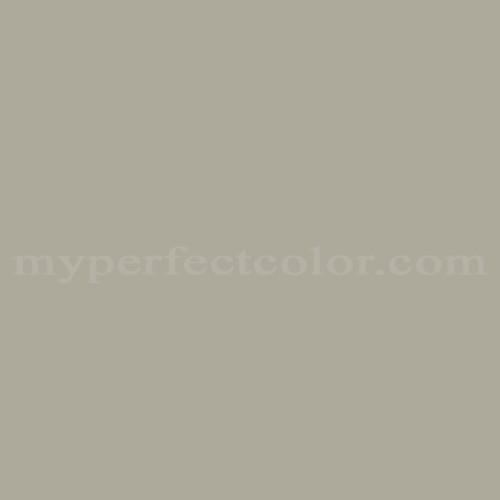 Color Match Of Para Paints B704 1 Soft Grey Suede