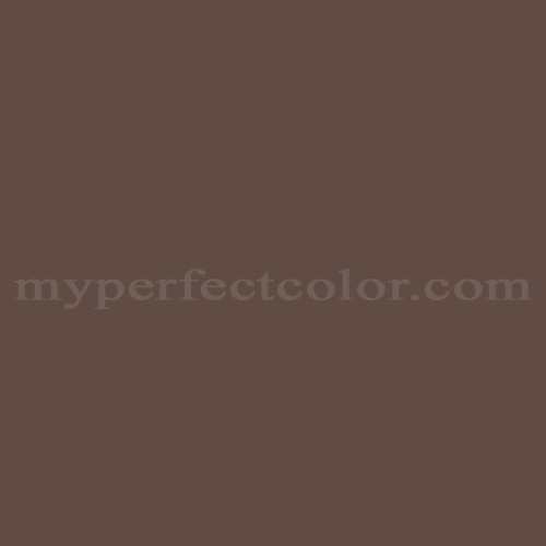 Color Match Of Para Paints B1080 3 Spanish Brown