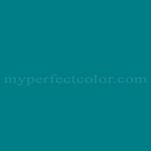 Color Match Of Para Paints B805 3 Marina Blue