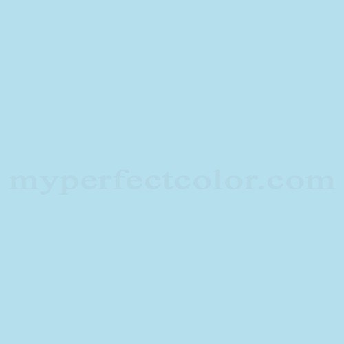 Color Match Of Para Paints B887 4 Ice Blue