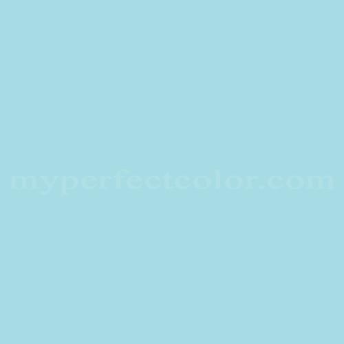 Color Match Of Para Paints B863 1 Clear Blue Sky