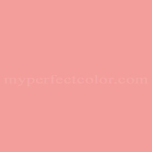 Pittsburgh Paints 133 4 Salmon Pink Match Paint Colors Myperfectcolor