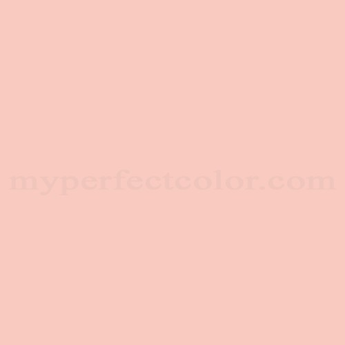 Color Match Of Pittsburgh Paints 131 3 Rose Pink
