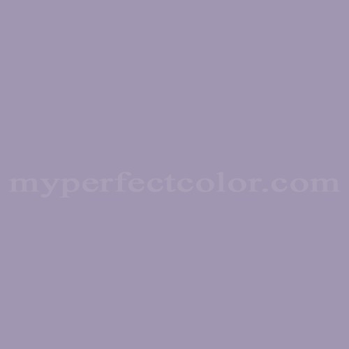 Color Match Of Pittsburgh Paints 343 5 Mystic Purple