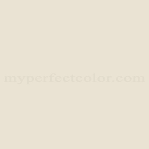 Color Match Of Pittsburgh Paints 516 1 Off White