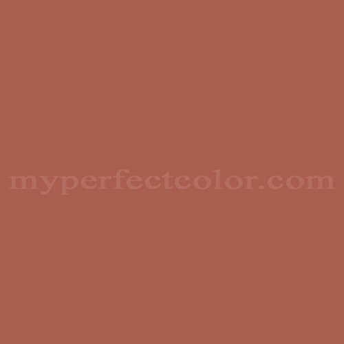 Color Match Of Pittsburgh Paints 330 6 Cinnabar