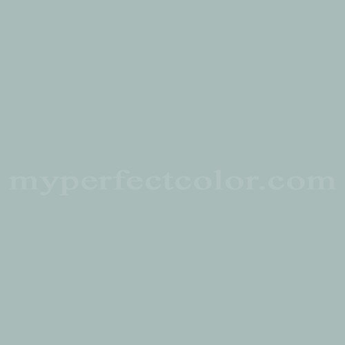 Match of Pittsburgh Paints™ 501-4 Blue Willow *