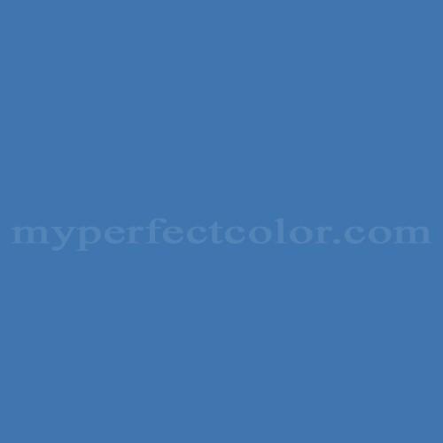 Match of Pittsburgh Paints™ 247-6 Blueberry Bush *
